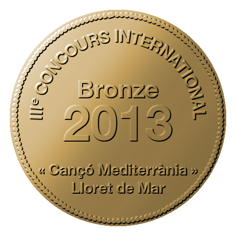 Médaillon 2013